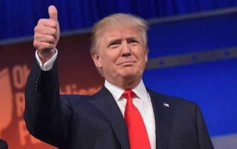 """Make America Great Again!"": A Defense of Mr. Trump"