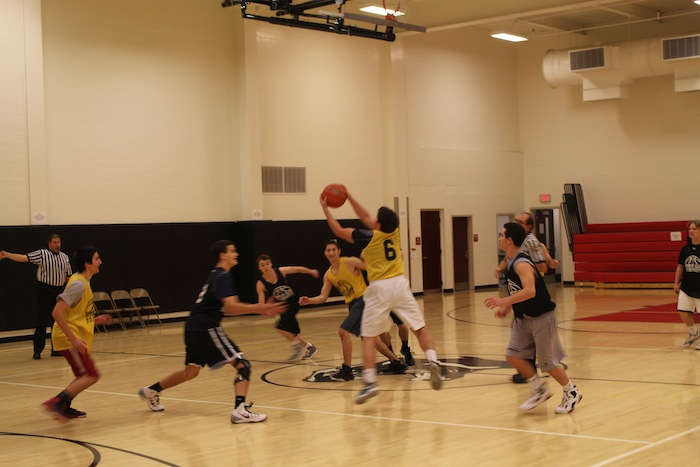 Rec Basketball concludes