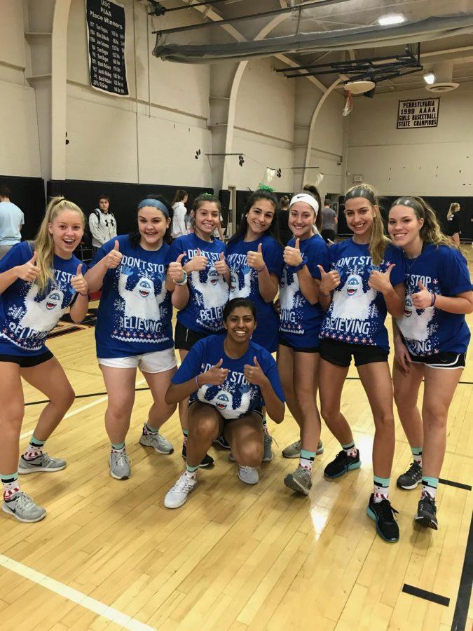 MiniThon Volleyball Tournament a Success!