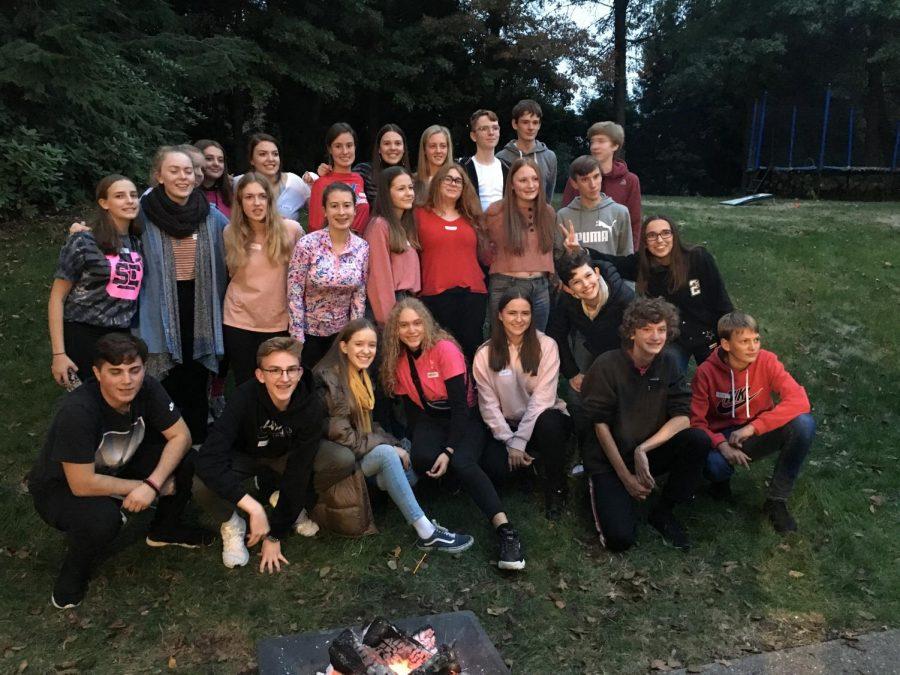 USC Hosts German Students