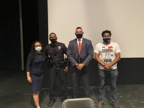 Justice for All Panel Held at USC